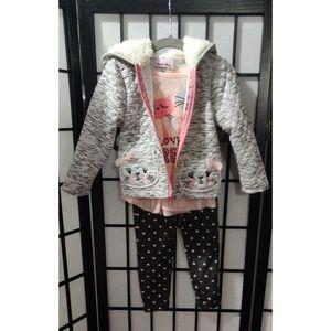 Little Lass 3-piece Outfit